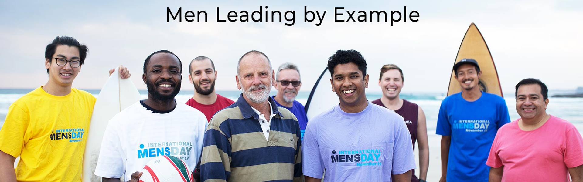 Foundation supports International Mens Day