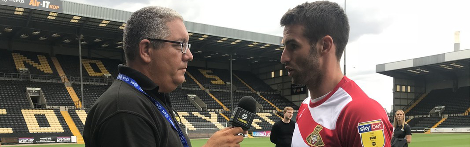 Matty Blair named PFA Community Champion