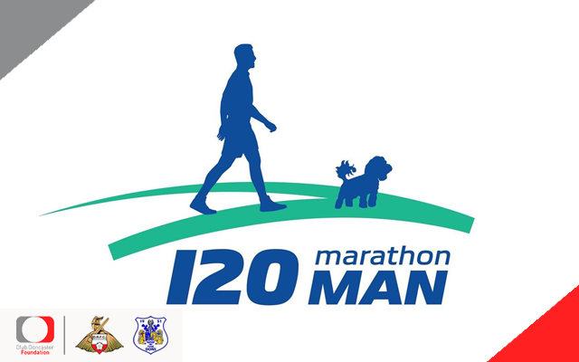 Foundation to support 120 Marathon Man during 2020