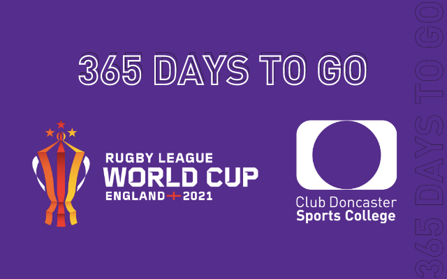 Rugby League World Cup: 365 days and counting