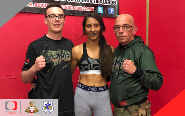 Sports College student looking to make her mark at the Youth MMA World Championships