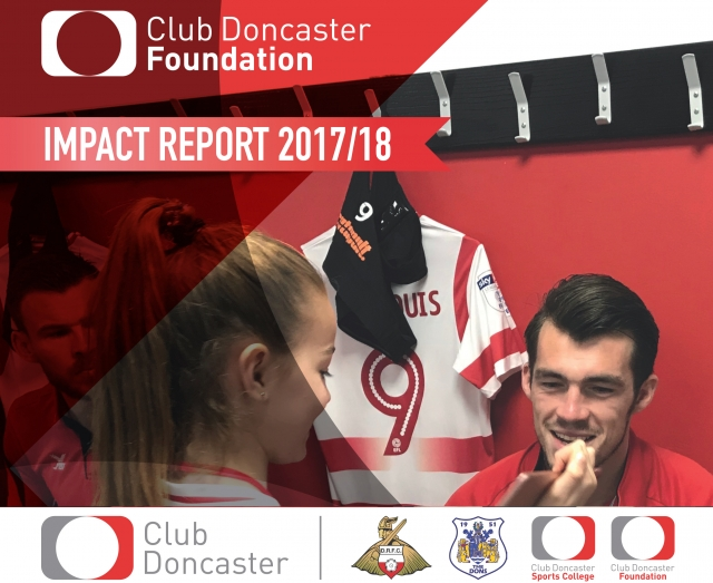 Club Doncaster Foundation launches its Impact Report