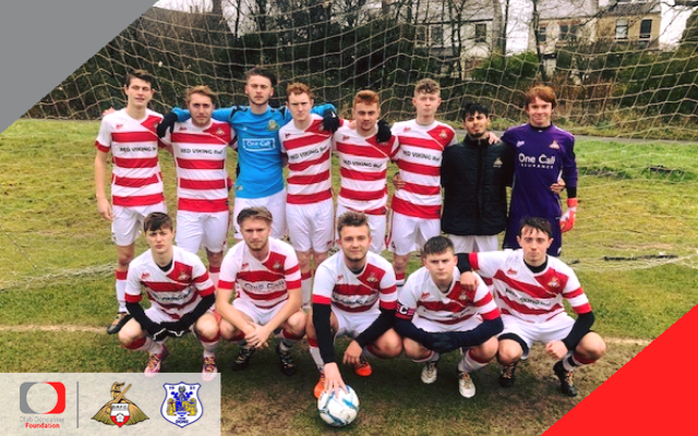 Club Doncaster Sports College B win CEFA North West Championship
