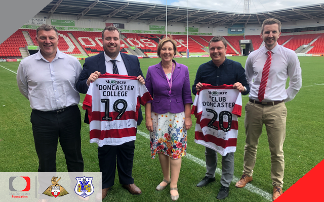 Two of Doncaster's Colleges Team up to offer the Ultimate Sport Education Programmes
