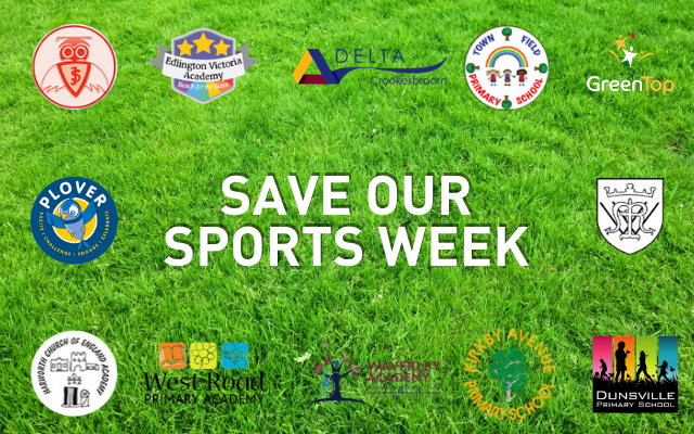 12 Doncaster Schools join home learners for Save Our Sports Week 2020