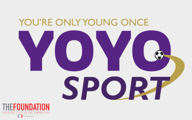 'YOYO Sport' campaign to see all five South Yorkshire Football Clubs work together to on new sporting sessions initiative for young people