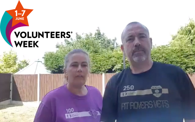 Volunteers' Week: Volunteers commit 390 hours across Foundation in just six months