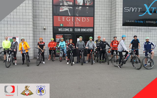 Fit Rovers break new ground during Cycle September