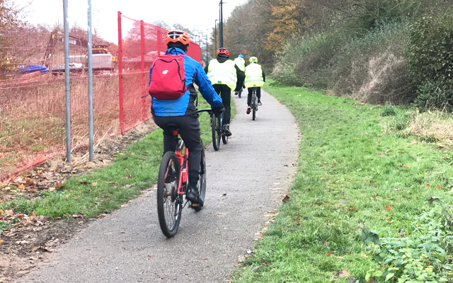 Bike library continues to enrich the lives of people in Doncaster