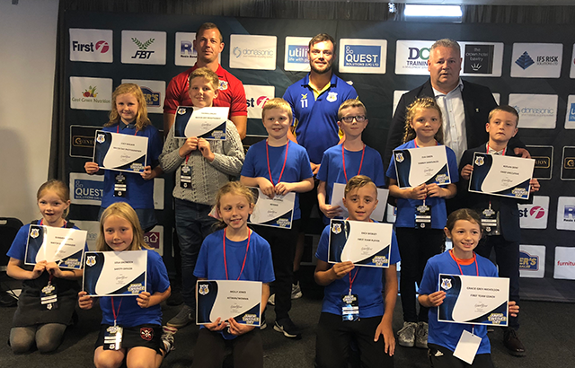 Dons Junior Takeover Day success