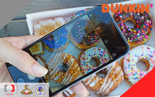 Dunkin' Donuts added as official patron of the Foundation