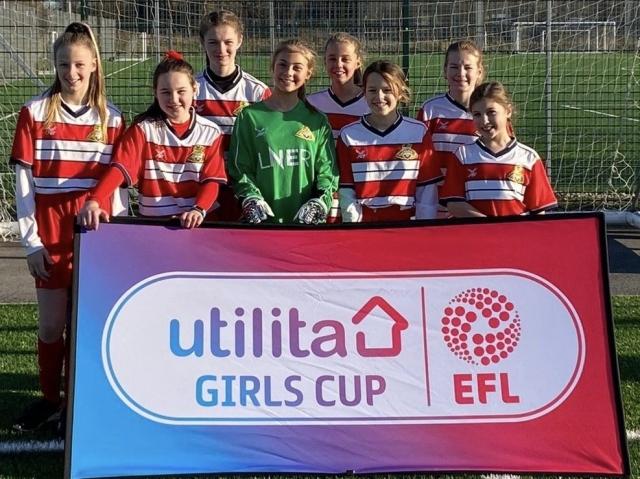 EFL Girls cup a success