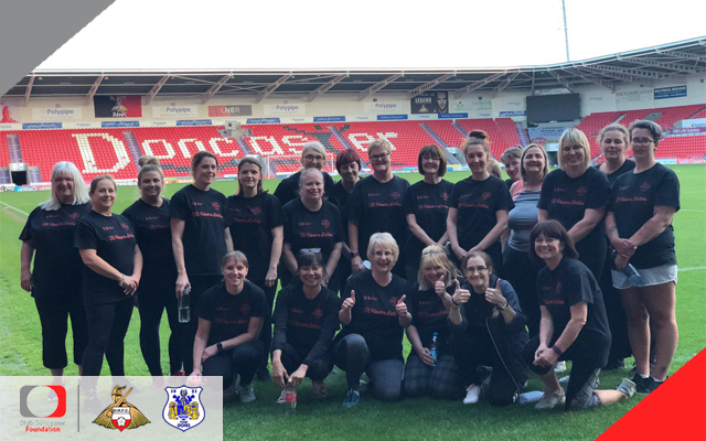 Success for first ever Fit Rovers Ladies course