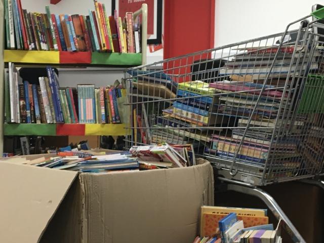 Book Bank appeal a huge success