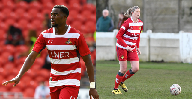 Rovers and Belles players to join Shaka Hislop for Show Racism the Red Card workshop on EFL Day of Action