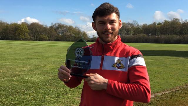 Jon Taylor named PFA Community Champion