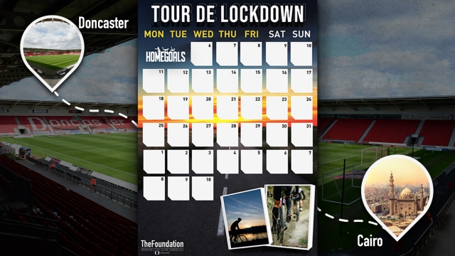 Tour de Lockdown cyclists travel combined distance of 3,340km in just seven weeks