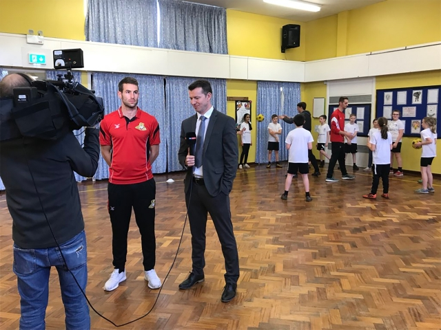 A day in the life of Club Doncaster Foundation...