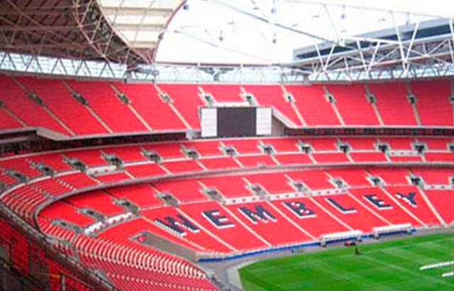 Great day at Wembley for Fit Rovers