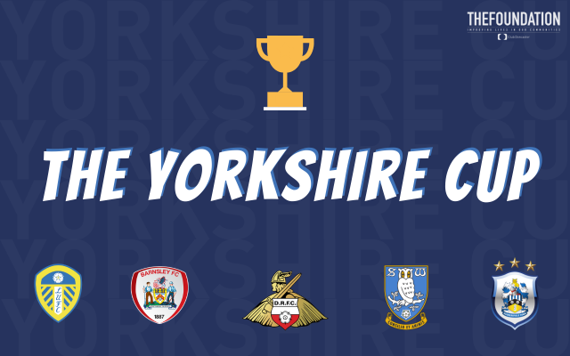 Foundation launches 'Yorkshire Cup' Esports tournament featuring five teams from across the region
