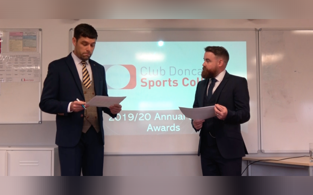 Sports College Annual Awards Ceremony launched as virtual event