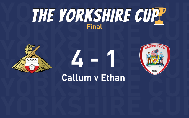 Doncaster Kicks participant victorious in Yorkshire Cup Final