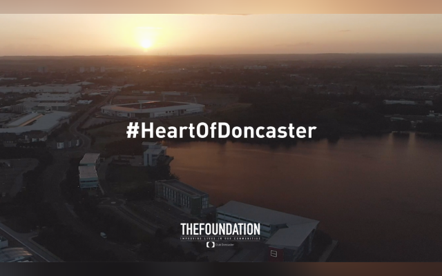 #HeartOfDoncaster campaign video launched across Foundation channels