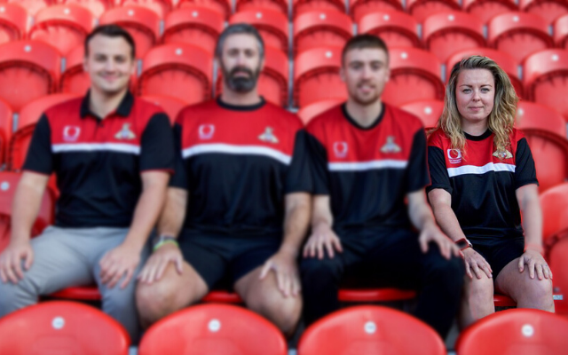 Foundation health & wellbeing coordinator Lauren Cuttell nominated for Business Heroes award