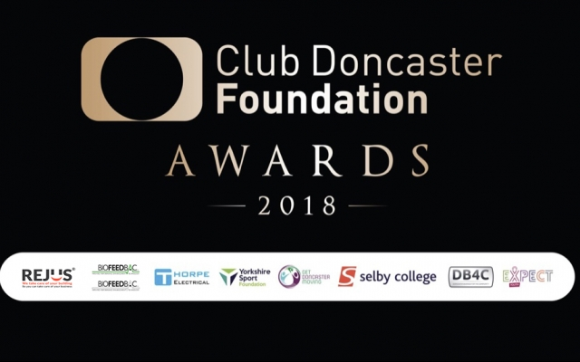 Club Doncaster Foundation Awards Images