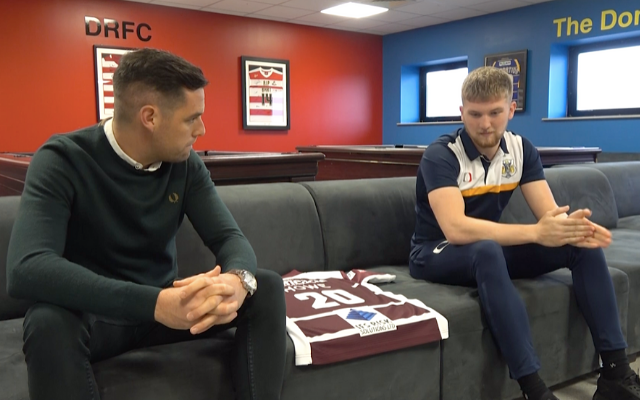 'If you want a career in sport, there's no better place to look': Dons rugby player Ben Howe on his experiences at Club Doncaster Sports College