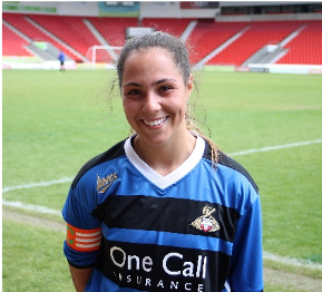 Club Doncaster Sports College Women's captain delighted with inaugural CEFA season