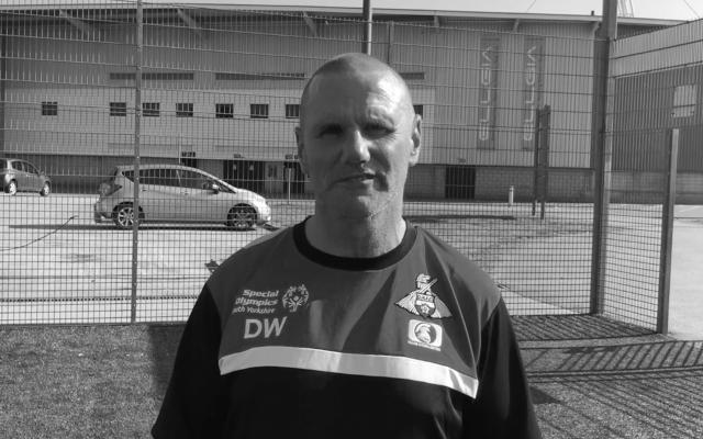 Darren Warner