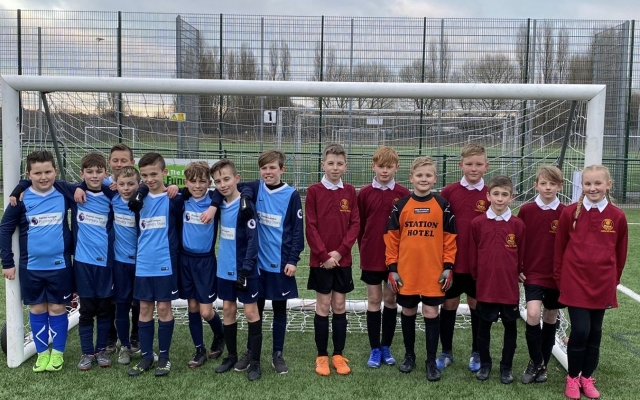 Kids Cup Final preview | Howden Junior vs Dunsville Primary