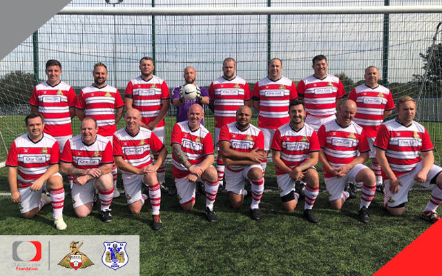 Fit Rovers hold on to draw against Fit Reds