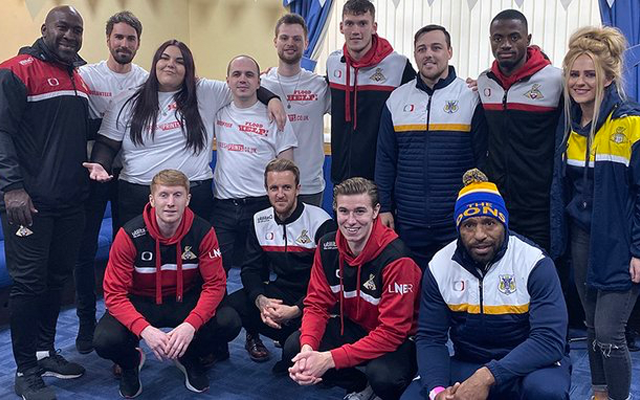 Flood victims supported by Club Doncaster