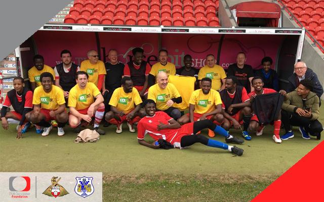 Amnesty International: Football Welcomes