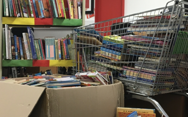 Book Bank appeal a huge success