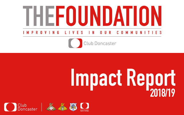 Foundation launches 2018-19 Impact Report