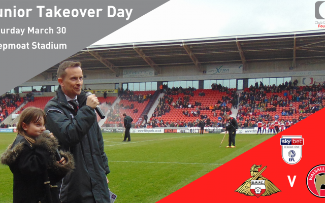 2019 Junior Takeover Day