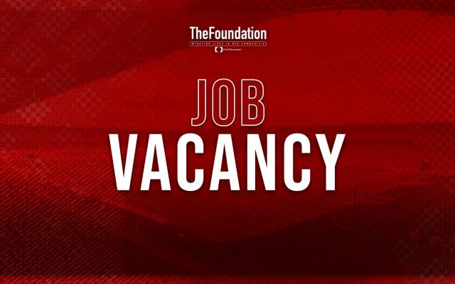Job Vacancy - Community Coach