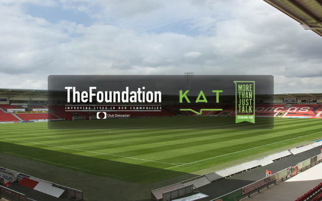 KAT Communications renew their support as patrons of Club Doncaster Foundation