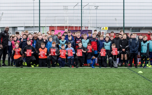 Doncaster Kicks launch paired PE challenges