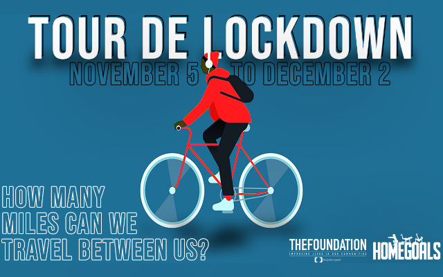Three new lockdown initiatives launched on Home Goals to get people active during November