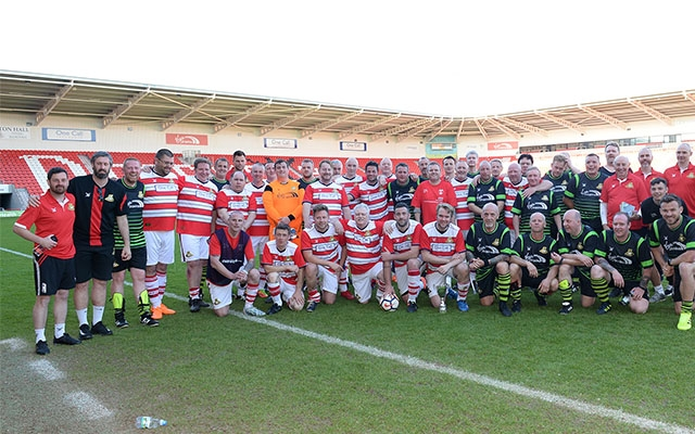 Dream come true for Fit Rovers