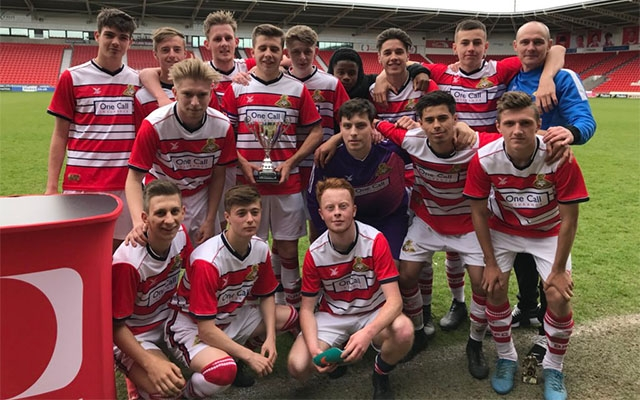 Varsity Cup double for Club Doncaster Sports College