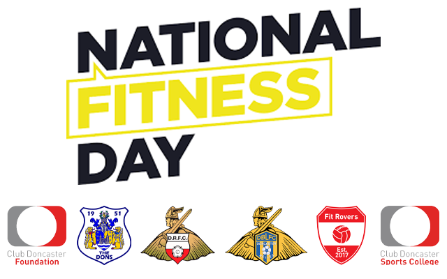 Find your fit on National Fitness Day