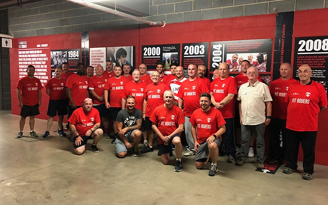New Fit Rovers course impress on week 4