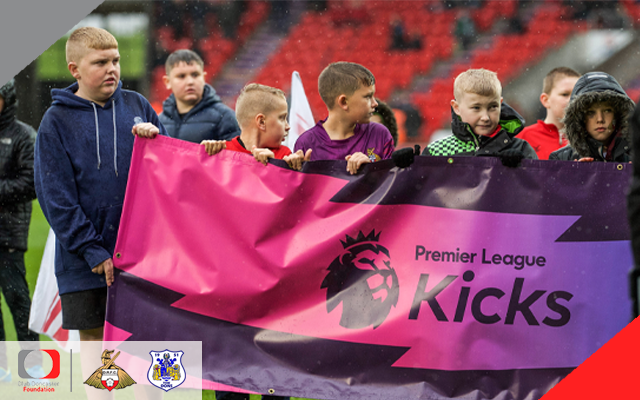 Premier League Kicks sessions inspiring young people to achieve their potential in Doncaster