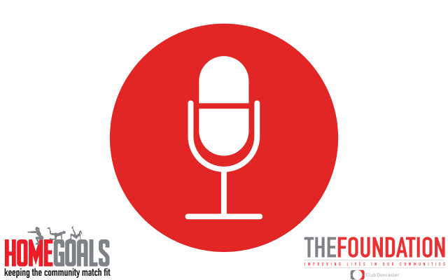 FOUNDATION LAUNCHES HOME GOALS PODCAST