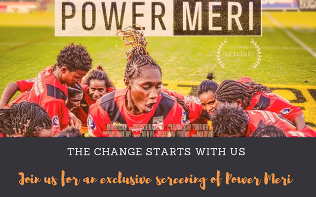 Power Meri to screen at Toll Bar ARLFC